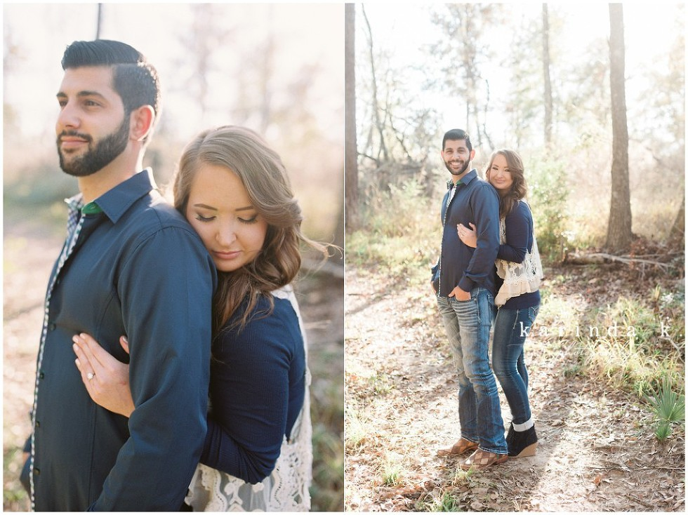 Big Sky Barn Engagement Session Montgomery,TX