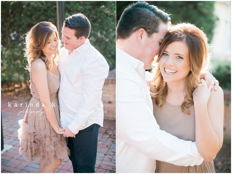 Montgomery TX Engagement Session
