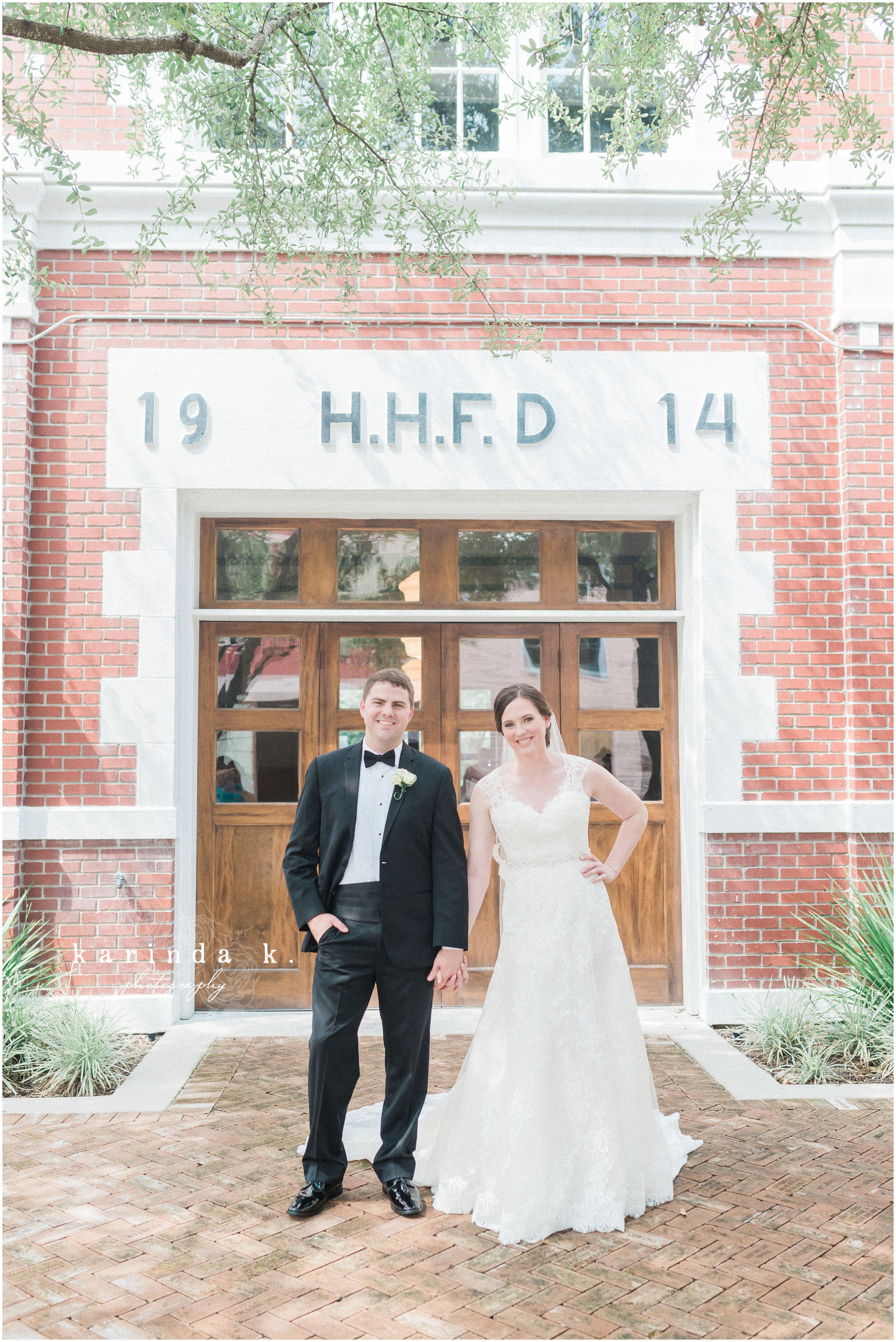 Houston Wedding Venue Heights Fire Station Karindak Heightsfirestation Beverlyjason0733 Web Beverlyjason0704